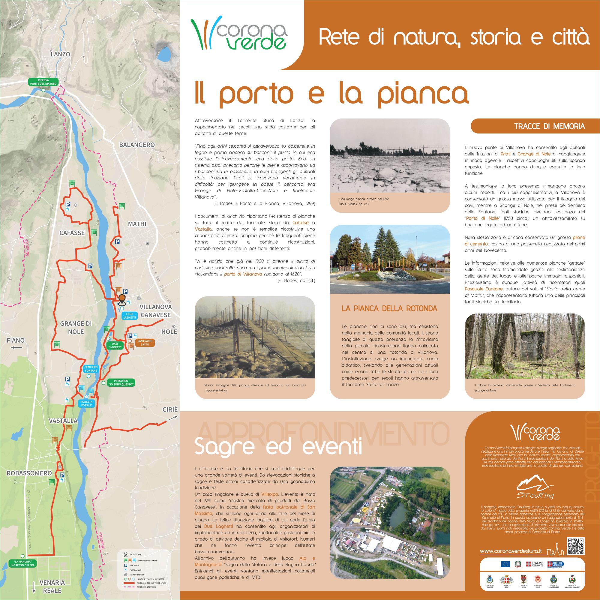 Villanova - I Due Laghetti (lato Nole)