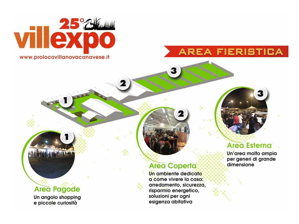 villexpo stand